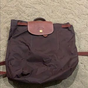 Coach Bags - Long champ backpack